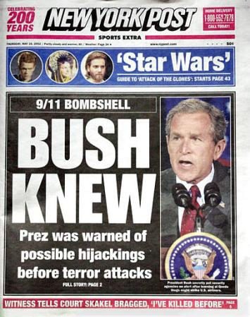 http://www.patriotsaints.com/News/911/Conspiracy/Bush/images/bush_911nypost.jpg